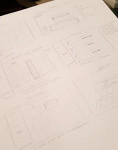 UI Planning